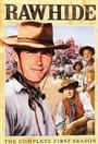 PARAMOUNT DVD RAWHIDE THE COMPLETE FIRST SEASON
